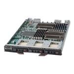 "Supermicro SuperBlade SBI-7426T-S3 - Server - blade - 2-way - SAS - hot-swap 2.5"" - no HDD - MGA G200eW - GigE - monitor: none"
