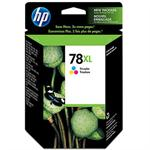78XL Tri-color Inkjet Print Cartridge