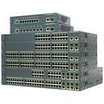 Catalyst 2960-48TC - Switch - L4 - managed - 48 x 10/100 + 2 x combo Gigabit SFP - rack-mountable - refurbished