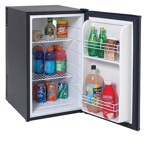 Avanti Products SHP2501B - refrigerator - freestanding - black