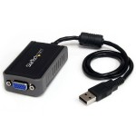 USB to VGA Multi Monitor External Video Card Adapter - 1440x900 - USB to VGA External Graphics Card