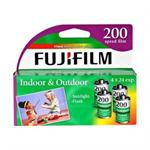Color print film - 135 (35 mm) - ISO 200 - 24 exposures - 4 rolls