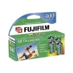 Fujifilm Superia X-TRA 400 - Color print film - 135 (35 mm) - ISO 400 - 24 exposures - 4 rolls 15717672