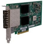 QLE2564 - Host bus adapter - PCIe 2.0 x8 - 8Gb Fibre Channel x 4