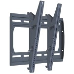 "Tilt Mount P2642T - Wall mount for LCD / plasma panel - black - screen size: 26"" - 42"""
