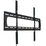 "Universal Flat Mount P5080F - Wall mount for LCD display - cold-rolled steel - black - screen size: 50""-80"""