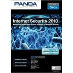 Panda Internet Security 2010 - 3 user