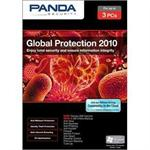 Pandasoft Panda Global Protection 2010 - 3 user 19030