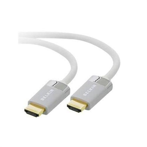Belkin video / audio cable - HDMI - 6 ft