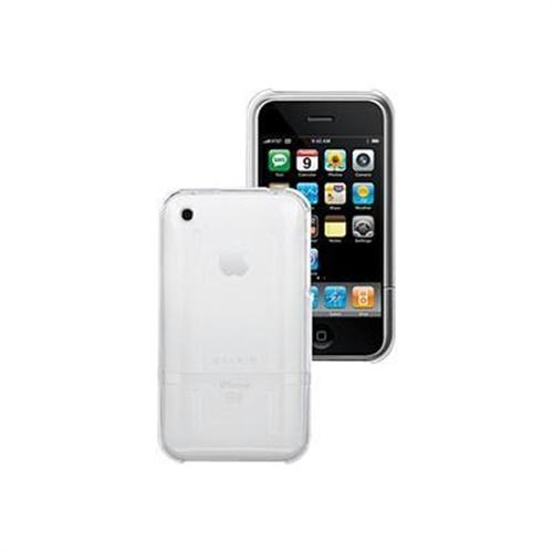 Belkin Clear Acrylic Case - case for cellular phone