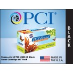 UF780 UG5510 Black Toner Cartridge for Panasonic Printers