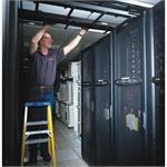 Critical Power & Cooling Services Advantage Ultra Service Plan - Extended service agreement - parts and labor (for UPS 40 kVA and/or PDU) - 1 year - on-site - 8x5 - response time: NBD - for P/N: SY40K40F, SY40K40H