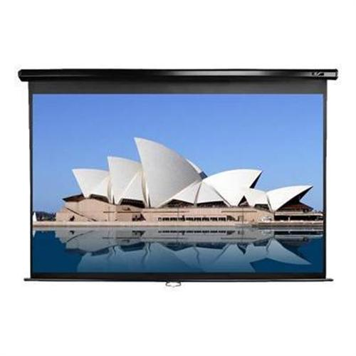 Elite Screens Manual Series M84UWH-E30 - projection screen - 84 in ( 213 cm )
