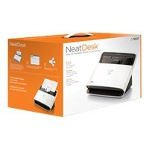 Neat Receipts NEATRECEIPTS NEATDESK DESKTOP SCANNER