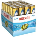 LR03 Alkaline Battery AAA - 20 Pack