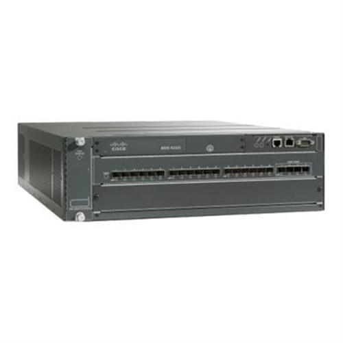 Cisco MDS 9222i Multiservice Modular Switch - switch - 18 ports - rack-mountable