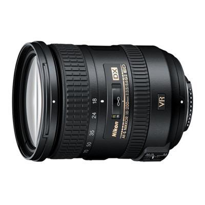 NikonAF-S DX Nikkor 18-200mm f/3.5-5.6G ED VR II Lens(2192)