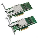Intel Ethernet Converged Network Adapter X520-SR1 - Network adapter - PCIe 2.0 x8 low profile - 10GBase-SR E10G41BFSR