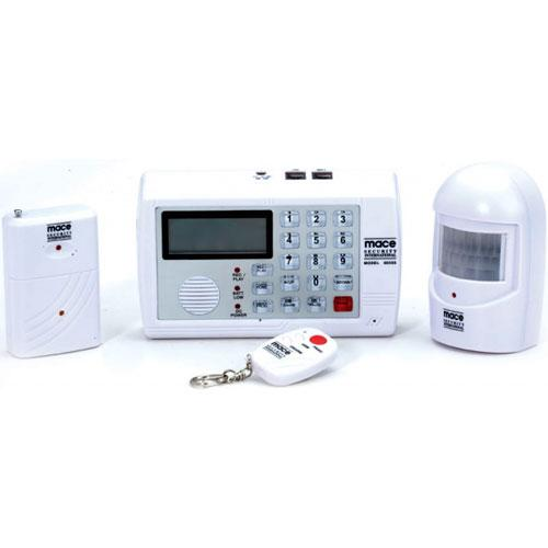 Mace Security Products Wireless Home Security Alarm System