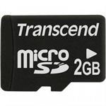 Flash memory card - 2 GB - microSD