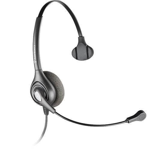 Plantronics SupraPlus SDS 2490-01 - Headset - on-ear