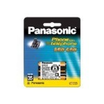 Panasonic HHR P107A/1B - Phone battery HHR-P107A/1B