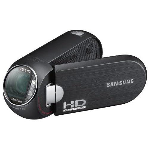 Samsung Electronics HMX-R10 9 Megapixel High-definition Camcorder - Black