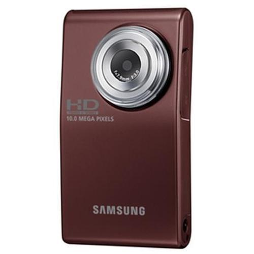Samsung Electronics HMX-U10 Ultra Compact Full HD UCC Camcorder - Red