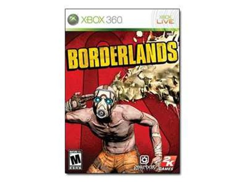 Take 2 Interactive Borderlands - Xbox 360