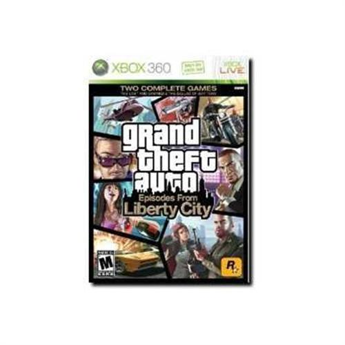 Take 2 Interactive Grand Theft Auto Episodes from Liberty City - Microsoft Xbox 360