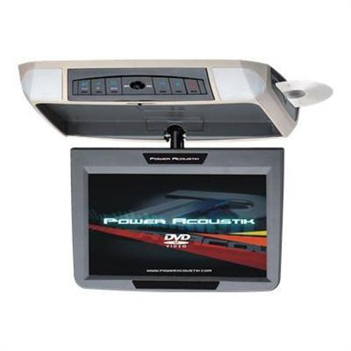 Power Acoustik Power Acoustik PMD-90CM - DVD player with LCD monitor - display 9 in - external