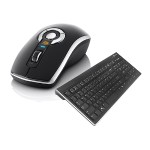 Air Mouse Elite Mouse Combo with Low Profile Keyboard