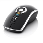 Air Mouse Elite - Mouse - laser / gyroscopic - wireless - 2.4 GHz - USB wireless receiver - GSA Trade Compliant