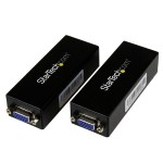 VGA to Cat 5 Monitor Extender Kit (250ft/80m) - VGA over Cat5 Video Extender - 1 Local and 1 Remote