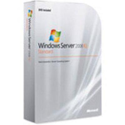 Microsoft Select Windows Server Standard 2008 R2 - Single Language - Standard License (P73-05005-BNCM)