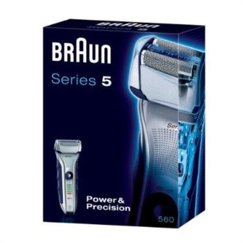 MacMall | Braun Series 5 Men's Cordless Shaver Electric Shaver 590CC
