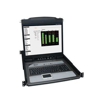 TrippLiteNetDirector - KVM console with KVM switch - 16 ports - 19