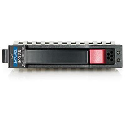 HP 500GB 3Gbs SATA 7200rpm SFF 2.5