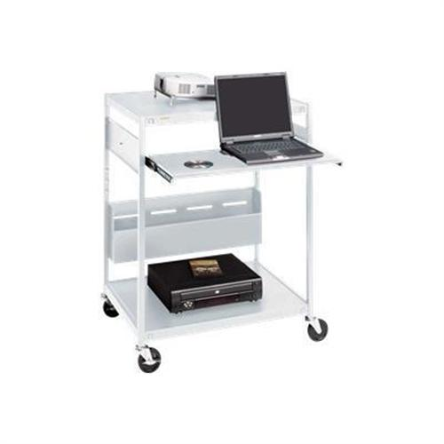 Bretford Manufacturing Antimicrobial Products Solutions Mobile Notebook-Data Projector Cart ECILS1FF-BPMBT - cart