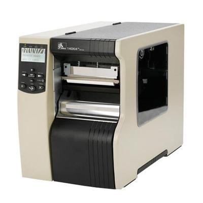 Zebra TechXi Series 140Xi4 Monochrome Direct Thermal / Thermal Transfer Label printer - Parallel, Serial, USB, 10/100Base-TX(140-801-00000)
