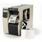 Xi Series 110Xi4 - Label printer - DT/TT - Roll (4.5 in) - 300 dpi - up to 720.5 inch/min - parallel, USB, LAN, serial