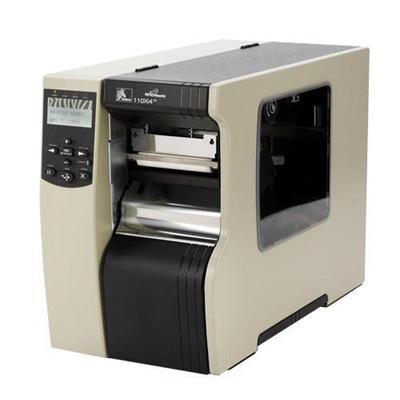 Zebra TechXi Series 110Xi4 Monochrome Direct Thermal / Thermal Transfer Label printer - Parallel, Serial, USB, 10/100Base-TX(116-801-00001)