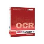 FineReader Professional Edition - (v. 10) - license - 1 user - Win