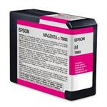 T580A00 80 ml Vivid Magenta UltraChrome K3 Ink Cartridge