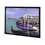 Da Lite Perm-Wall - Projection screen - 133 in ( 338 cm ) - 16:9 - Da-Mat 78678