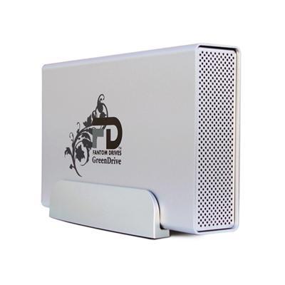 Fantom DrivesGreenDrive 2TB USB 2.0/eSATA External Hard Drive(GD2000EU)