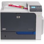 Color LaserJet Enterprise CP4025n - Printer - color - laser - A4/Legal - 1200 x 1200 dpi - up to 35 ppm (mono) / up to 35 ppm (color) - capacity: 600 sheets - USB 2.0, Gigabit LAN