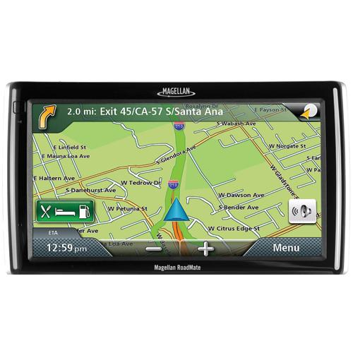 "Magellan RoadMate 1700 7"" Large Touch Screen GPS Navigator"