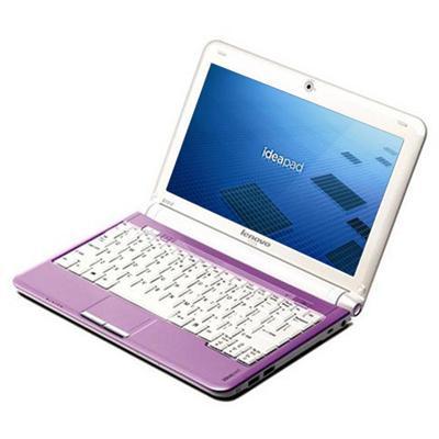 LenovoIdeaPad S10-2 Intel Atom N270 1.6GHz Netbook - 1GB RAM, 160GB SATA HDD, No Optical Drive, 10.1