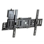 "SIM90 Signage Integration Mount - Mounting kit (wall bracket, fasteners, bracket, power block bracket) for LCD display - black - screen size: from 32"" - wall-mountable"